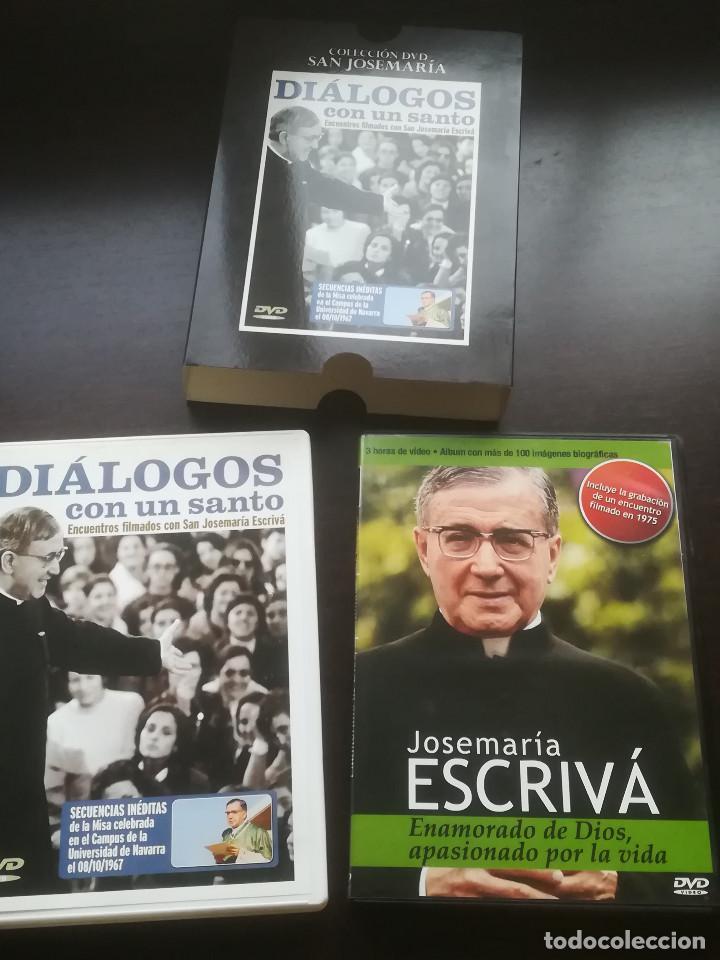 Cine: Pack 2 DVD San Josemaría Escrivá de Balaguer - Fundador Opus Dei - Foto 3 - 194148398
