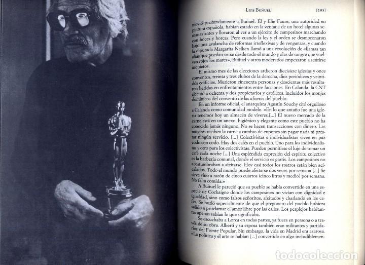 Cine: BAXTER, John. Luis Buñuel. Una Biografía. 1996. - Foto 3 - 194281323