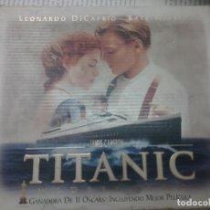 Cine: TITATIC DVD CON FOTOS . Lote 194399103