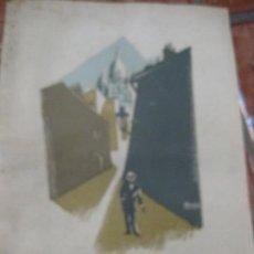 Cine: PROGRAMA LIBRO MAURICE CHEVALIER BIOGRAFIA DISCOS PUBLICIDAD CHANEL LITOGRAFIA BADIA VILATO. Lote 194747057