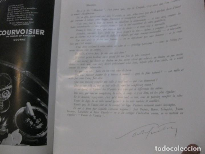 Cine: programa libro maurice chevalier biografia discos publicidad chanel litografia badia vilato - Foto 6 - 194747057