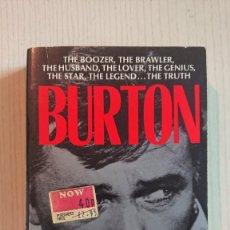 Cine: BURTON · BY HOLIS ALPERT · PAPERJACKS 1987 . Lote 195295950