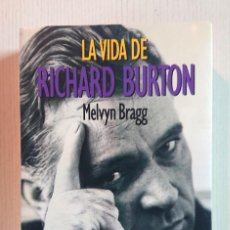 Cine: LA VIDA DE RICHARD BURTON · POR MELVYN BRAGG · PLAZA & JANES, 1990 . Lote 195376755