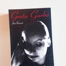 Cine: GRETA GARBO EL DOLOR DE LA ESFINGE · POR JOAN BENAVENT · EXCELENTE ESTADO · COMO NUEVO . Lote 195388131