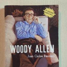 Cine: WOODY ALLEN · POR JUAN CARLOS RENTERO · EDICIONES JC · 1983 · TERCERA EDICIÓN . Lote 195404331