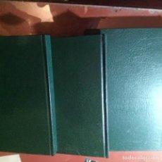 Cine: 3 VOLUMENES COMPLETOS DE BIOGRAFIA DE ACTORES (FOTOGRAMAS). Lote 195473582
