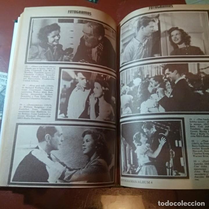 Cine: 3 VOLUMENES COMPLETOS DE BIOGRAFIA DE ACTORES (FOTOGRAMAS) - Foto 3 - 195473582