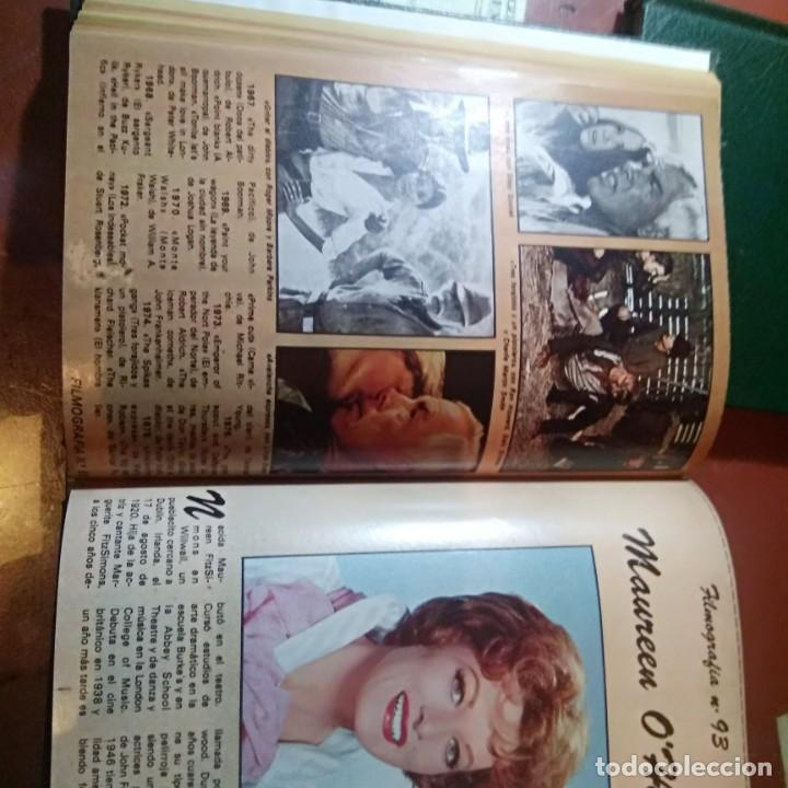 Cine: 3 VOLUMENES COMPLETOS DE BIOGRAFIA DE ACTORES (FOTOGRAMAS) - Foto 4 - 195473582
