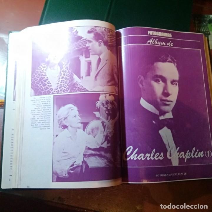 Cine: 3 VOLUMENES COMPLETOS DE BIOGRAFIA DE ACTORES (FOTOGRAMAS) - Foto 5 - 195473582