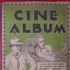 Cine: AB.- 914.- CINE ALBUM.- 36 FOTOGRAFIAS DE ARTISTAS CON SUS BIOGRAFIAS , EDICIONES IBERIA , VER FOTOS. Lote 195536328