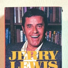 Cinéma: JERRY LEWIS IN PERSON WITH HERB GLUCK · NEW YORK ATHENEUM 1982. Lote 196041932