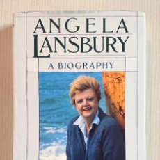 Cinéma: ANGELA LANSBURY · A BIOGRAPHY · BY MARGARET WANDER BONANNO · ST MARTINS PRESS, NEW YORK, 1987. Lote 196055496