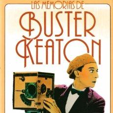 Cinema: SLAPSTICK. LAS MEMORIAS DE BUSTER KEATON - BUSTER KEATON Y CHARLES SAMUELS - PLOT - 1995. Lote 196128993