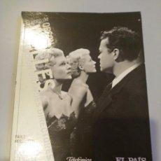 Cine: ORSON WELLES. Lote 196296432