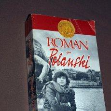 Cine: ROMAN POR POLANSKY. BEST SELLER ORO, GRIJALBO, 1985. POLANSKY CUENTA SU VIDA. FOTOS, SHARON TATE VER. Lote 196657262