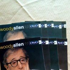 Cine: WOODY ALLEN-FASCICULOS-VIDA.. Lote 197650888