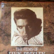 Cine: THE FILMS OF ELVIS PRESLEY PELÍCULAS DEL REY DEL ROCK CANTANTE ACTOR S XX. Lote 199039893