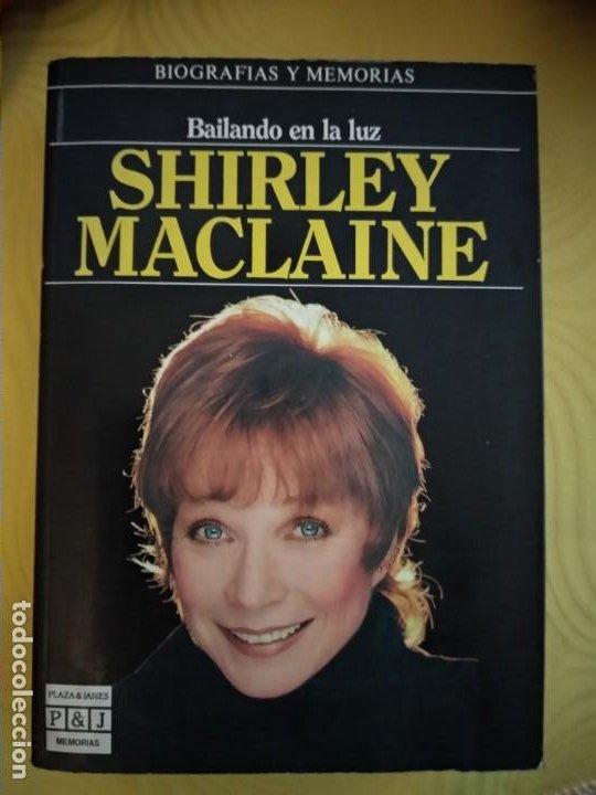SHIRLEY MACLAINE BIOGRAFÍA (Cine - Biografías)
