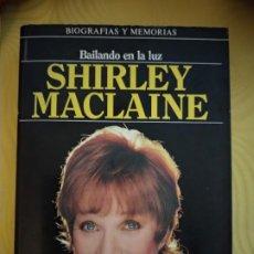 Cine: SHIRLEY MACLAINE BIOGRAFÍA. Lote 200042763
