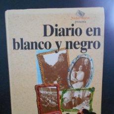 Cine: DIARIO EN BLANCO Y NEGRO. JAIME DE ARMIÑAN. NICKEL ODEON, 1ª EDICION 1994. TAPA DURA CON SOBRECUBIER. Lote 202937901