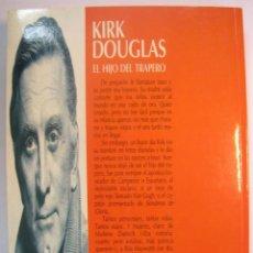 Cine: EL HIJO DEL TRAPERO, KIRK DOUGLAS EDICIONES B 3ª ED. COLECCION PRIMER PLANO. Lote 205117113