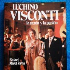 Cine: LUCHINO VISCONTI - LA RAZON Y LA PASION. Lote 205660750
