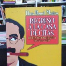 Cine: REGRESO A LA CASA DE CITAS - HOLLYWOOD HABLA - SEGUNDA PARTE - COMO NUEVO. Lote 206263478