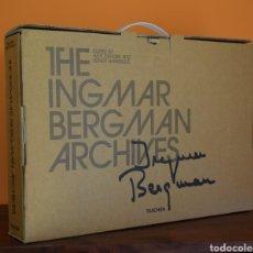 Cine: INGMAR BERGMAN ARCHIVES - ED. TASCHEN. Lote 206892498