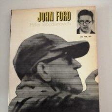 Cine: JOHN FORD PETER BOGDANOVICH EDITORIAL FUNDAMENTOS. Lote 206922412