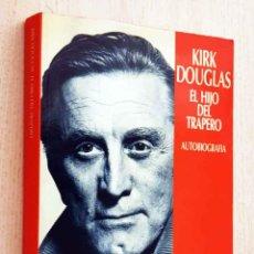 Cine: KIRK DOUGLAS. EL HIJO DEL TRAPERO - DOUGLAS, KIRK. Lote 209296595