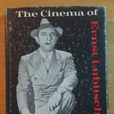 Cine: THE CINEMA OF ERNST LUBITSCH · BY LELAND A. POAGUE · BARNES & CO, 1978. Lote 210285078