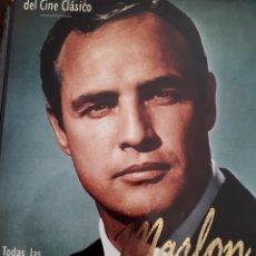 Cinema: TODAS LAS PELICULAS DE MARLON BRANDO - ANTOLOGIA DEL CINE CLASICO. Lote 210403680