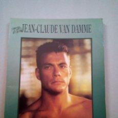Cine: JEAN CLAUDE VAN DAMME. Lote 210522278