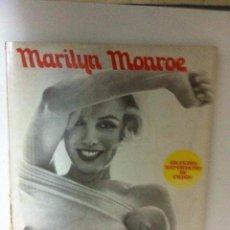Cine: MARILYN MONROE - LIBRITO ARGENTINO 1974- 144 PÁGINAS. Lote 211854291