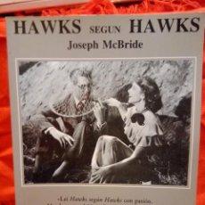 Cine: HAWKS SEGUN HAWKS JOSEP MACBRIDE. Lote 213202950