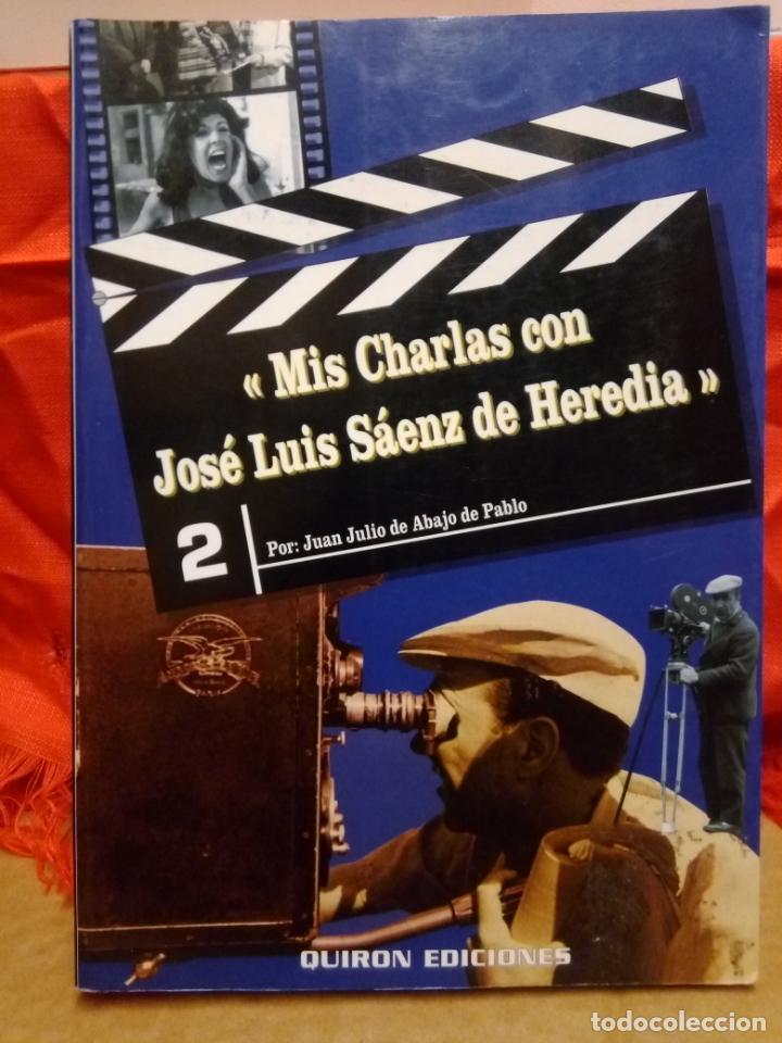 MIS CHARLAS CON JOSE LUIS SAENZ DE HEREDIA (Cine - Biografías)