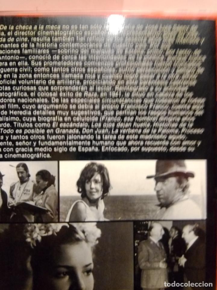 Cine: JOSE LUIS SAENZ DE HEREDIA DE LA MECA A LA CHECA UNA VIDA DE CINE - Foto 2 - 213215201