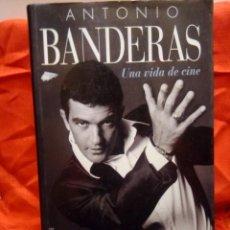 Cine: ANTONIO BANDERAS UNA VIDA DE CINE. Lote 213215437