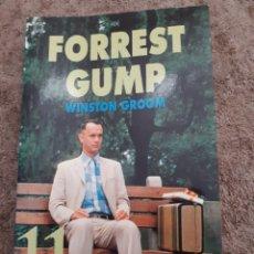 Cine: FORREST GUMP - WINSTON GROOM - CINE PARA LEER. Lote 213334178
