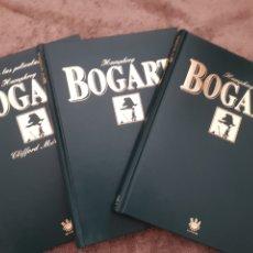 Cine: HUMPHREY BOGART - TRES TOMOS RBA EDITORES. Lote 213562172