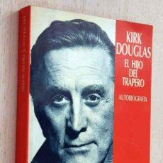 Cine: KIRK DOUGLAS. EL HIJO DEL TRAPERO - DOUGLAS, KIRK. Lote 214094793