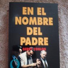 Cine: EN EL NOMBRE DEL PADRE - GERRY CONLON - CINE PARA LEER. Lote 214110928