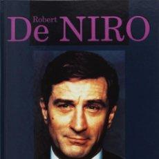 Cine: ROBERT DE NIRO, DE HOMBRE A MONSTRUO (POR LUIS MIGUEL CARMONA) - LIBRO NUEVO Y PRECINTADO. Lote 214175867
