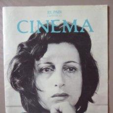 Cinema: CINEMA-COLECCIONABLE EL PAÍS, 1990 - FASCÍCULO 12: ANNA MAGNANI. Lote 214211082