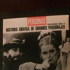 Cine: JANE FONDA-ODIO A LOS HOMBRES-24 PÁGINAS. Lote 214658691