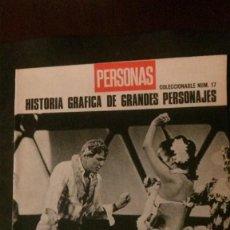 Cine: MARLON BRANDO-MÁS TERRIBLE QUE DRÁCULA Y FRANKENSTEIN-24 PÁGINAS. Lote 214658782