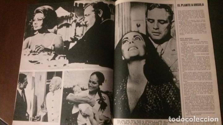 Cine: MARLON BRANDO-MÁS TERRIBLE QUE DRÁCULA Y FRANKENSTEIN-24 PÁGINAS - Foto 8 - 214658782