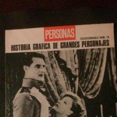 Cine: GRETA GARBO-UN MISTERIO IMPENETRABLE-24 PÁGINAS. Lote 214660383