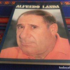Cinéma: ALFREDO LANDA DE JOSÉ MANUEL RECIO. CILEH 1992. 290 PÁGINAS MUY ILUSTRAADAS. BUEN ESTADO.. Lote 216982673
