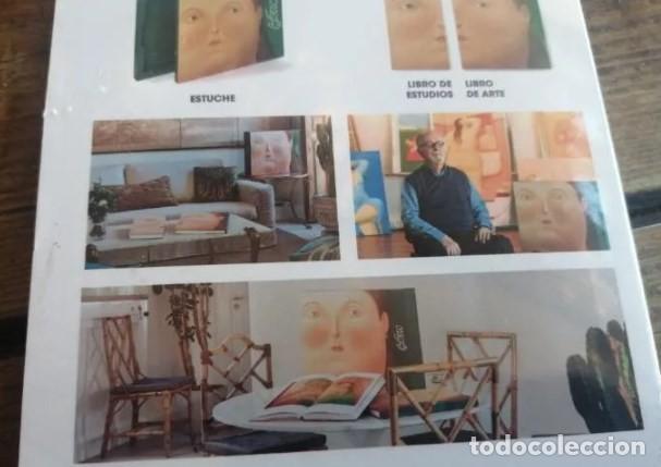 Cine: Las mujeres de Botero. Raro DVD precintado. Artika artists books - Foto 3 - 227994360